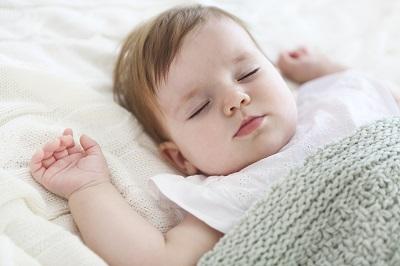Baby Erstausstattung Liste - Schlafen