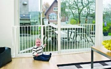 Baby Dan Schutzgitter - Terassentür