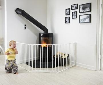 Baby Dan Schutzgitter - Kaminschutz