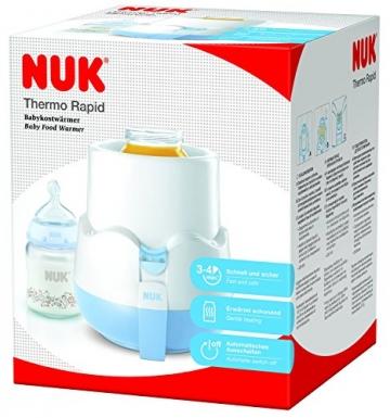 NUK Babykostwärmer Thermo Rapid Verpackung