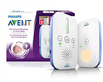 philips avent dect babyphone l was brauchen babys. Black Bedroom Furniture Sets. Home Design Ideas