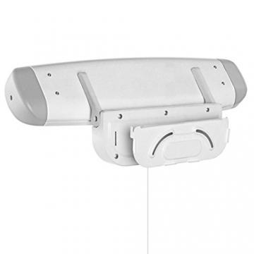 Reer Wickeltisch-Wärmestrahler von hinten